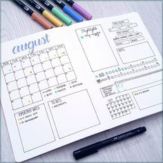 Are you ready to learn how to start a bullet journal? Are you ready to learn how to start a bullet journal? Find out the most important bullet journal layout that you should use. Bullet Journal Banners, Planner Bullet Journal, Monthly Bullet Journal Layout, Bullet Journal Ideas Pages, Bullet Journal Spread, Bullet Journal Inspo, Journal Pages, Bullet Journal How To Start A Layout, Bullet Journal Future Log Layout