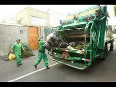 Arnaldo Torres El camion de basura