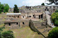 Exploring the Lost City of Pompeii