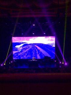 Jon Hopkins - Brighton Dome - 4 December 2014 Jon Hopkins, December 2014, Brighton, Concert, Concerts