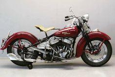 Harley Davidson 1943 WLC 750cc