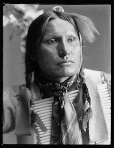 American Horse, Sioux, 1900, Gertrude Kasebier
