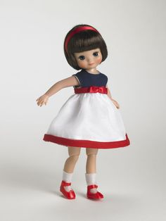 """Vintage American, dressed doll, 8"""" Betsy McCall, by Tonner for Effanbee"""