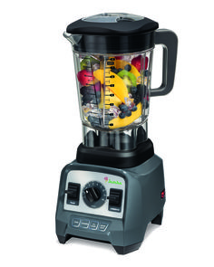 Jamba Professional Blender with a 2.4 peak horsepower motor and 64-ounce jar. Suggested retail price: $449.99