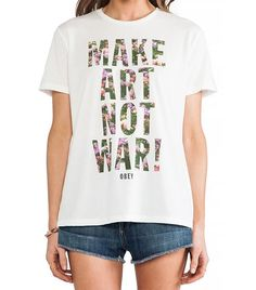 21 Covet-Worthy Graphic Tees To Shop Now via  WhoWhatWear Shirt Shop 13971819f