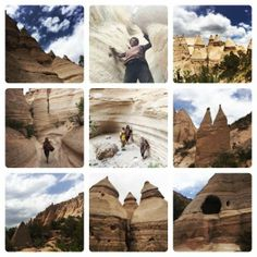 After planting over 350 trees with their non-profit Fruit Tree Planting Foundation (www.ftpf.org) in New Mexico, they headed for Kasha-Katuwe Tent Rocks. A #magical spot on the #planet on a #beautiful Native American reservation. #DavidWolfe #preservetheearth #plantatree