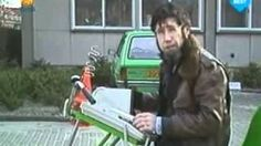 Chriet Titulaer. - YouTube Mobile phone on a bicycle in the eighties ...