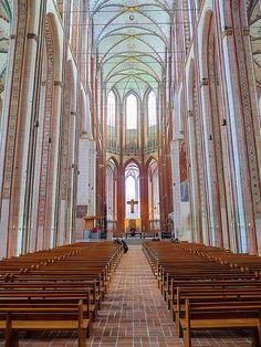 St. Marien Kirche (church) Lübeck