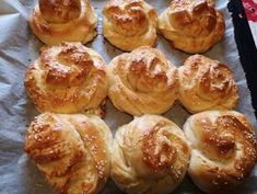 Pretzel Bites, Muffin, Pudding, Breakfast, Breads, How To Make, Food, Recipes, Food And Drinks