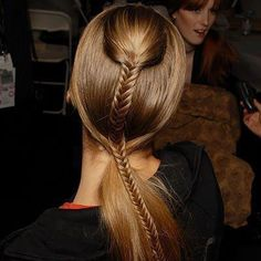 Awesome Long Brown Homecoming Hairstyle - Homecoming Hairstyles 2014