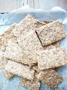 Fitness and Beauty-Natural Food Bread And Pastries, Biscuit Cookies, Russian Recipes, Yummy Food, Delicious Blog, Food Allergies, Raw Vegan, Food To Make, Food And Drink