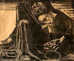 kathe kollwitz woodcut - Pesquisa Google