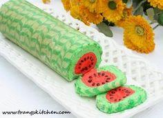 Japanese Roll Cake | Japanese Cake Roll! Versione giraffa...
