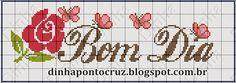 omentários - Dinha Ponto Cruz - bem vindos deixem seus c