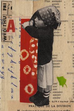 cinzia farina collages - Buscar con Google