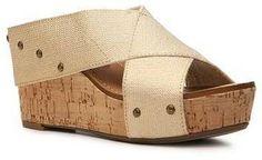 Crown Vintage Delight Wedge Sandal on shopstyle.com