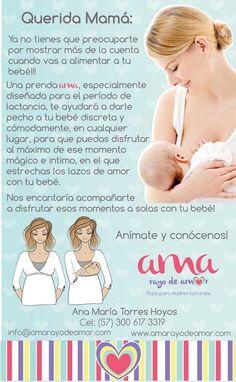 Ama Rayo de Amor aparece como respuesta a la importancia de la LACTANCIA MATERNA y el apego que ésta genera entre Mamá y Bebé.  Cel/Whatsapp:  +57 3006173319 #lactanciamaterna #ropalactancia #posicioneslactancia #alimentacionlactancia #lactanciaprolongada #fraseslactancia #fotoslactancia #blusaslactancia #lactanciaaccesorios #amamantar #breastfeeding #embarazada #pregnant #brefiel #nursingwear
