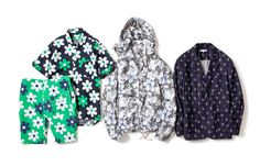 Engineered Garments 2013 Spring Collection Preview.