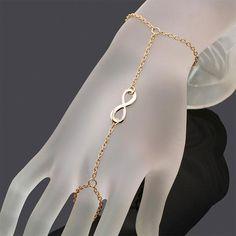 Finger Chain Bracelet