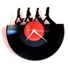 Beatles Abbey Road clock