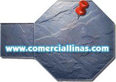 Tarifa Octogonal 1. Moldes para hormigón impreso. La tienda de Comercial Llinás. http://tienda.comerciallinas.com/Hormigon-impreso/Moldes-Rigidos/Varias-formas