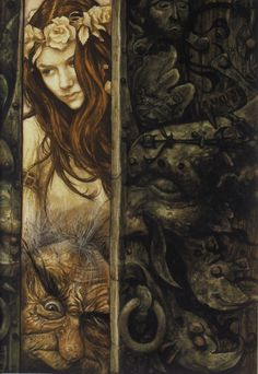 Labyrinth by Brian Froud