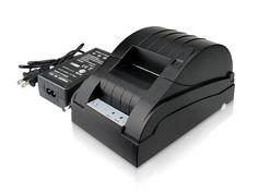 USB POS Thermal Printer (Black - cheap discount bulk printer ink