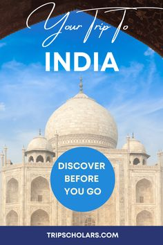 Planning a trip to India? We've gathered the best resources to learn more before you travel. Discover the most useful travel resources for learning aobut how to travel through India. Let the adventure begin today! India | India travel | India travel guide | travel inspriation | travel ideas Udaipur India, India India, Jaipur, India Travel Guide, Asia Travel, Agra, Cruise Vacation, Dream Vacations, Kerala