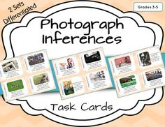 Inferences with photographs