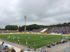 @Darmstadt Merck-Stadion am Böllenfalltor #9ine