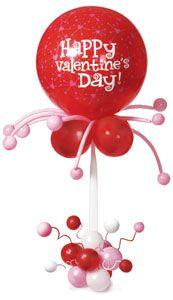 Love Dots and Sparkles Idea Kitchen Latex Balloon Design Recipe