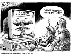 #Terrorist  #Terrorism  #Hiroshima  #America #WorldWarII  #WakeUp