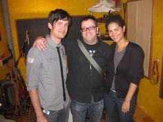 David Bowick, Christopher Allis, & Amy Lacour