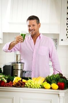 Joe Cross: Life After Fat, Sick and Nearly Dead. Great article about finding ways to eat healthier.
