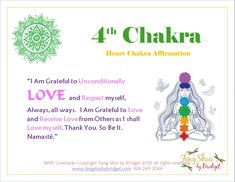 The Heart Chakra is the place where love blooms. It's all about the LOVE BABY. https://www.facebook.com/ZenSolutionsbyBridget