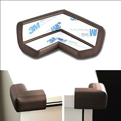 Attirant Amazon.com : TinyGuards Premium Safe Edge #Corner Guards#Desk U0026 Table  Protector