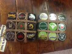Altered Art Coasters ($20 for each set)