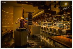 Morimoto, Doha. Restuarant with a difference
