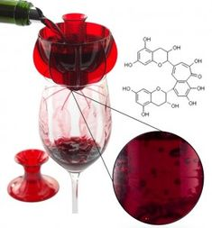 wine aeration explained; how to enjoy red wine quickly and hassle free