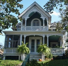 Sag Harbor Victorian home