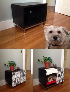 We all love Ikea. If we aren't stocking up on easy-to-assemble minimalist furniture, we're going there for their uh-mazing Swedish meatballs. Since they are such an important part of our lives, we decided to make them a part of your pup's life to. All you need are these easy tutorials to make them doge-friendly.