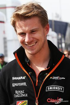 Nico Hulkenberg, Sahara Force India at Spanish GP High-Res Professional Motorsports Photography Types Of Races, Watch F1, Races Style, Force India, Sports Celebrities, F1 Season, Michael Schumacher, F1 Drivers, Nascar Racing