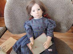 Lovely Birte A Sabine Esche Vinyl Doll by Sigikid | eBay