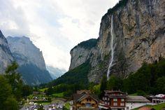 The Valley of 72 Waterfalls: Lauterbrunnen, Switzerland — Bon Traveler
