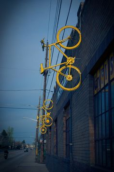 Denver Bike By Sunnywinds on Flickr. What a random find from my hime town.