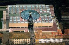 MART Museum of Modern and Contemporary Art, Rovereto Italy | Mario Botta