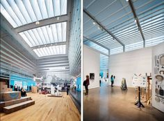 QUEENS MUSEUM OF ART EXPANSION BY GRIMSHAW ARCHITECTS