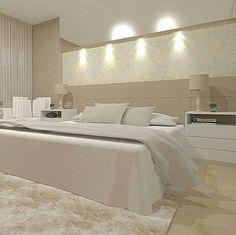 Apartment Interior, Apartment Design, Bedroom Apartment, Fitted Bedroom Furniture, Bedroom Decor, Small Master Bedroom, Bedroom Night Stands, Bedroom Color Schemes, Bedroom Layouts