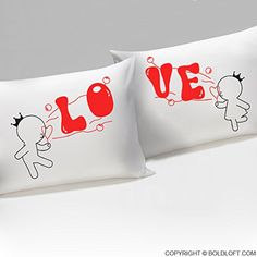 My Love is Yours™ Same Sex Couple Pillowcase Set Cute Couple Gifts, Love Gifts, Boyfriend Anniversary Gifts, Boyfriend Gifts, Gifts For Husband, Gifts For Him, Couple Pillowcase, Romantic Wedding Gifts, Engagement Gifts For Couples