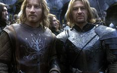 Leaders from Minas Tirith